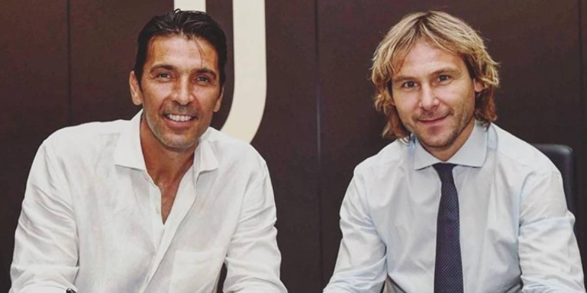 De vuelta a casa, Buffon regresa a la Juventus