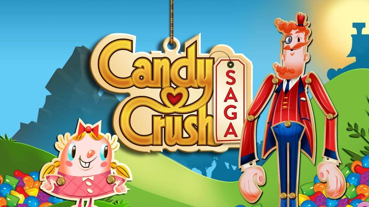 Candy Crush Saga tendría más jugadores activos al mes que Fortnite