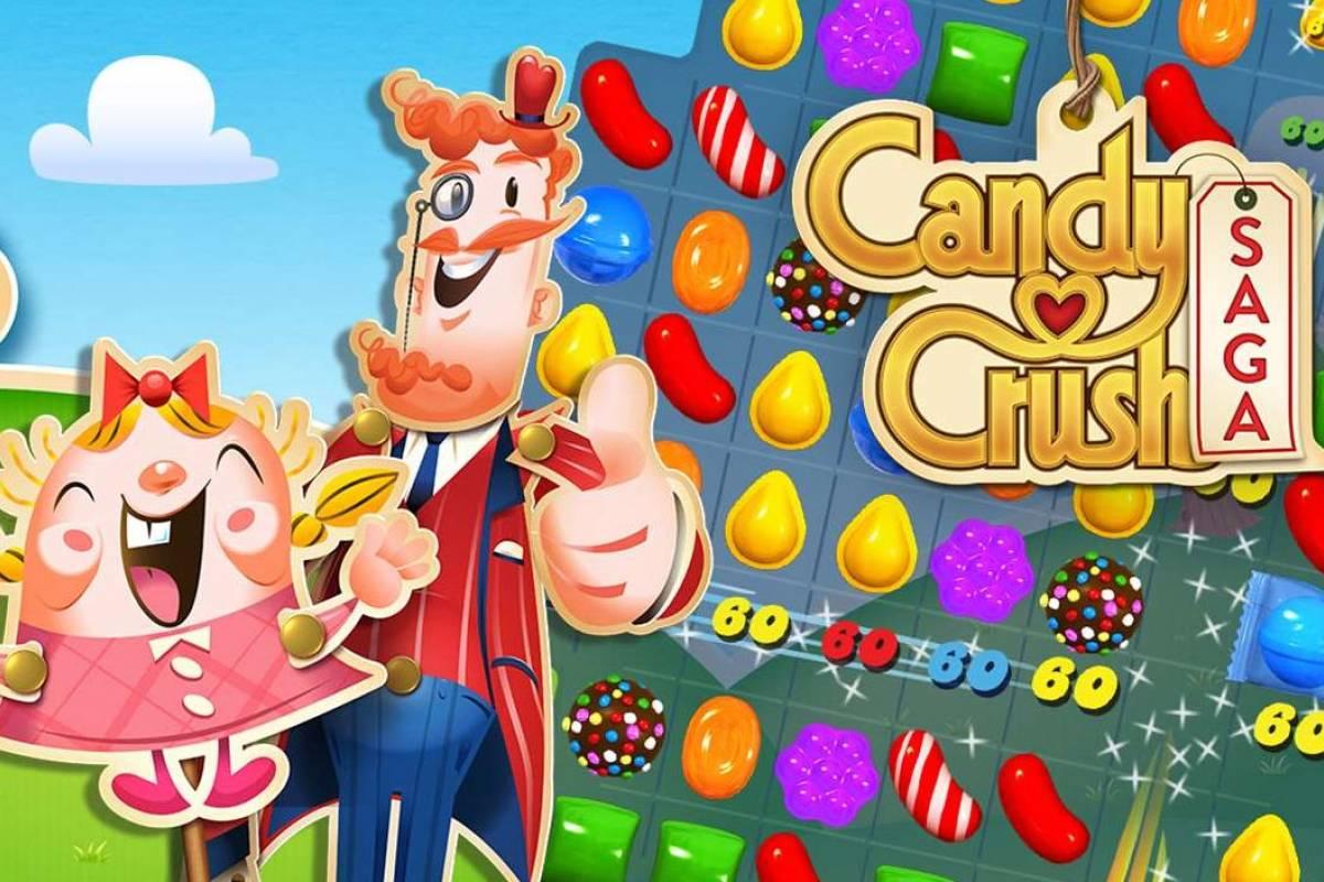 Candy Crush Saga Plattformen