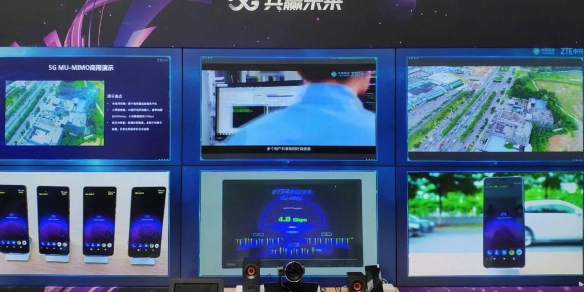 Gigante chinesa ZTE já produz equipamentos com tecnologia 5G