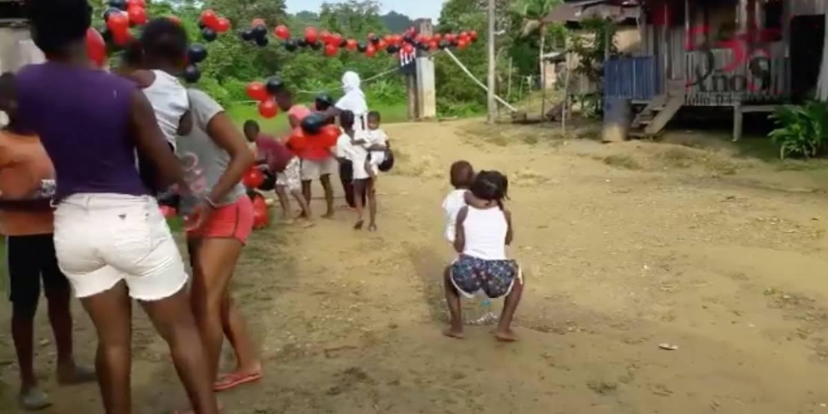 El desgarrador video del Eln en donde usan un niño para su propaganda