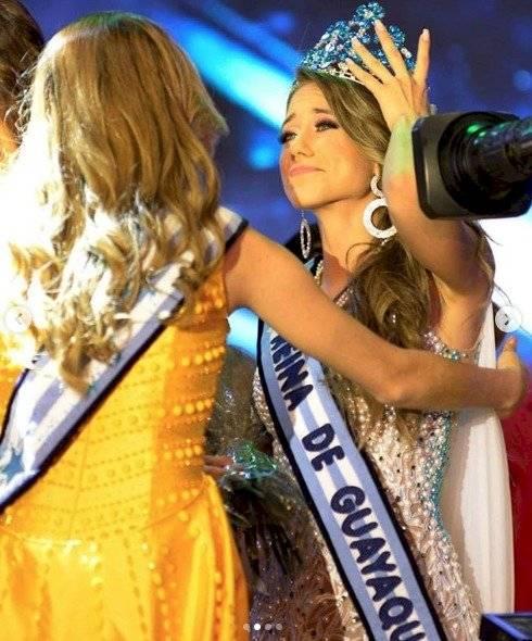 Karime Borja, Reina de Guayaquil Instagram Reina de Guayaquil