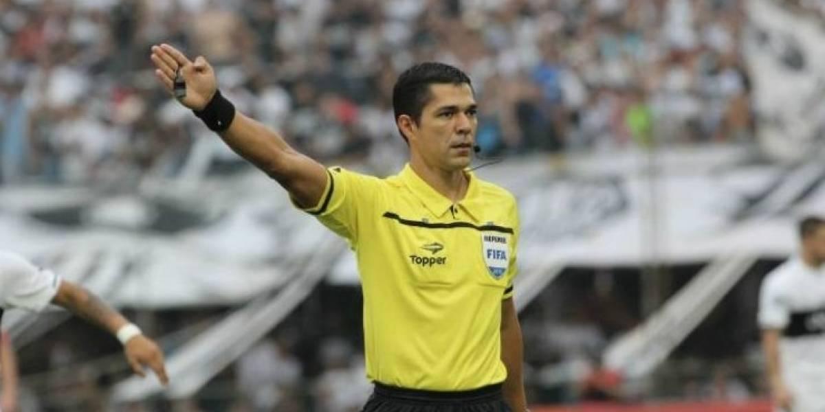 Juez paraguayo dirigirá Chile-Argentina por el tercer lugar de la Copa América 2019