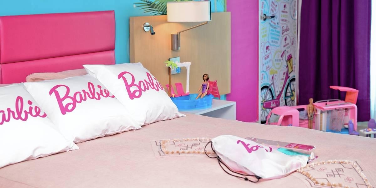 Barbie Room, una experiencia icónica en el universo de la muñeca