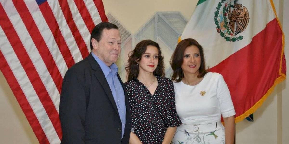 Celebran 243 aniversario de independencia de EU en Monterrey