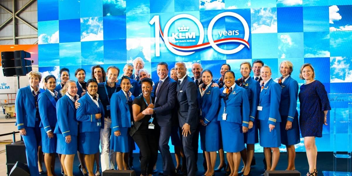 Fly Responsibly, la iniciativa de KLM a favor de la aviación sustentable