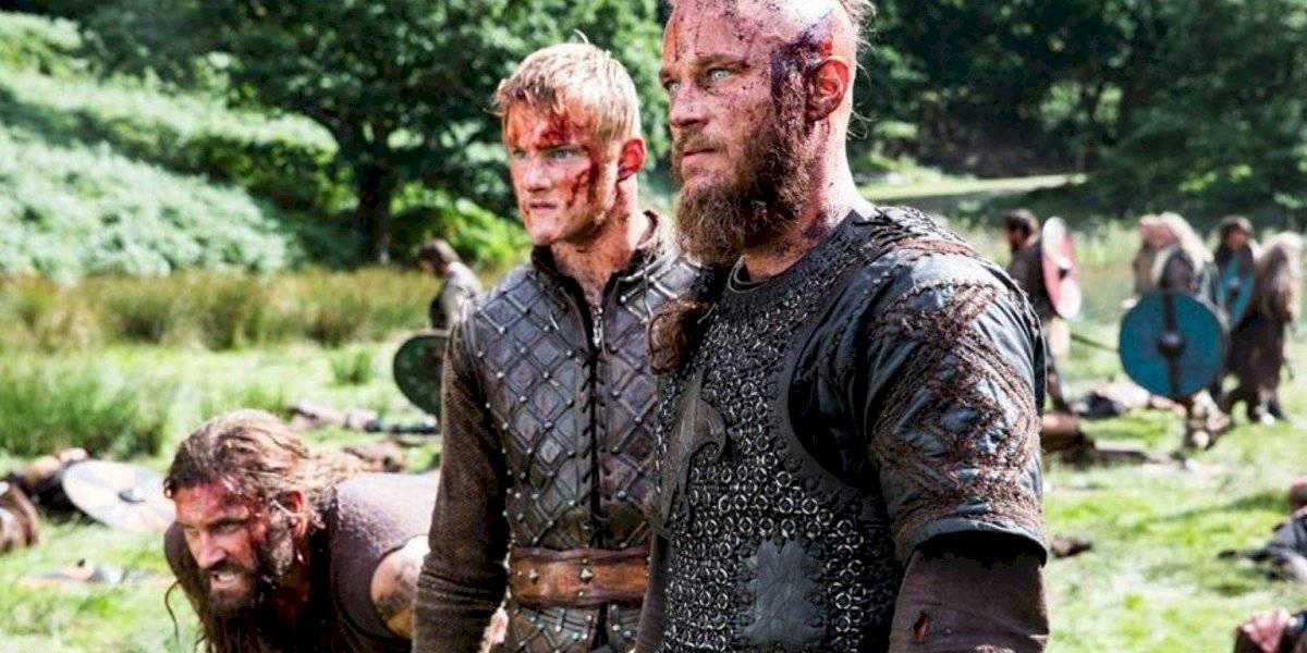 Vikings: Ator divulga vídeo engraçado de Rollo, Bjorn e Ragnar