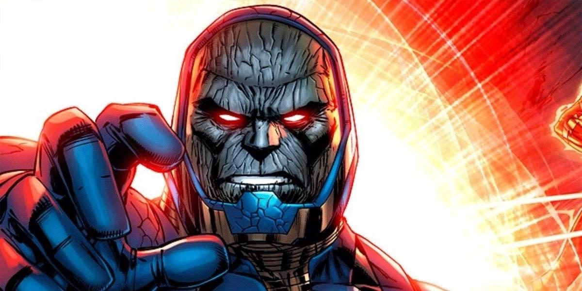 Espantoso: Zack Snyder muestra su diseño para Darkseid en la cinta de Justice League