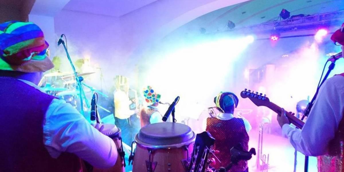 CityMall se viste de color para celebrar las fiestas julianas