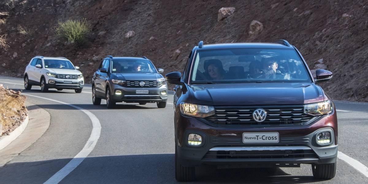 Llega el T-Cross, el atractivo SUV compacto de Volkswagen