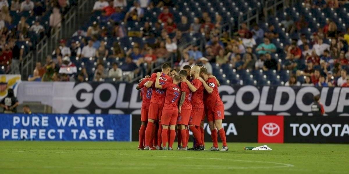 Estados Unidos se medirá a México en la final de la Copa Oro