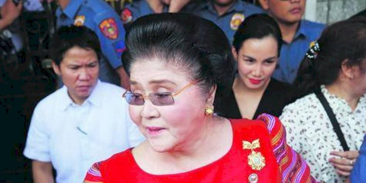 Filipinas: 261 intoxicados en fiesta de viuda de dictador