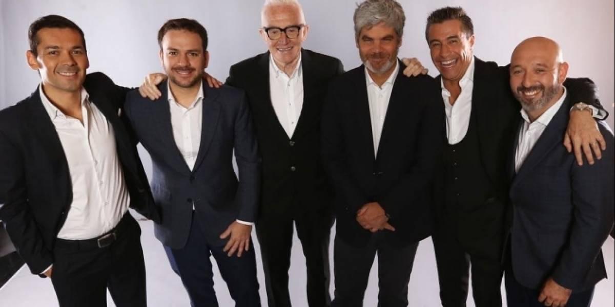 Ignacio Valenzuela y Pedro Carcuro relatarán Chile-Argentina en reemplazo de Fernando Solabarrieta y Juan Cristobal Guarello