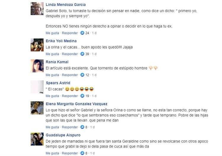 Captan a Geraldine Bazán y Gabriel Soto juntos nuevamente
