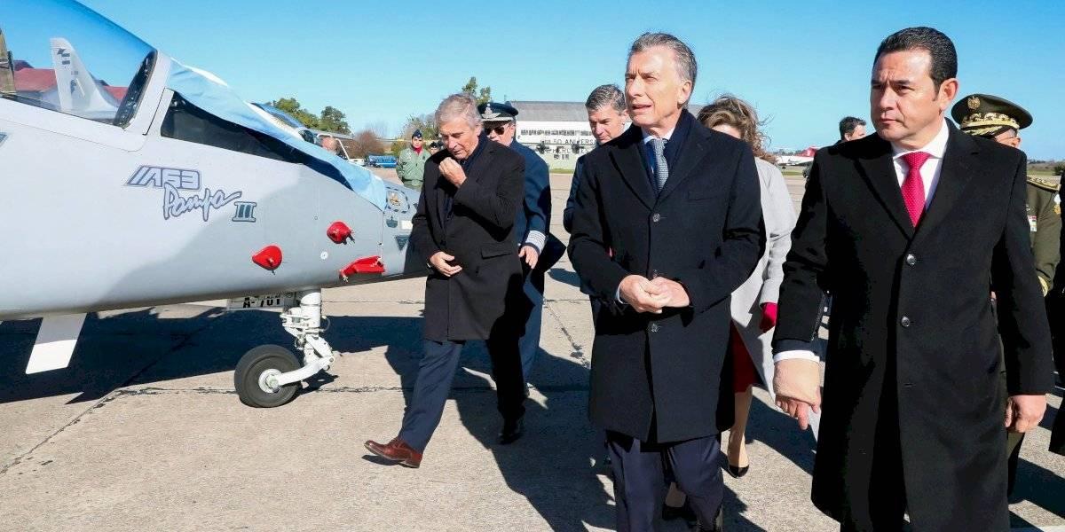 Contraloría solicita información al Ejército sobre compra de aviones