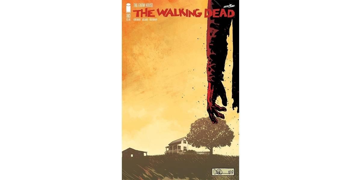 Quadrinhos de 'The Walking Dead' chegarão ao fim após 16 anos