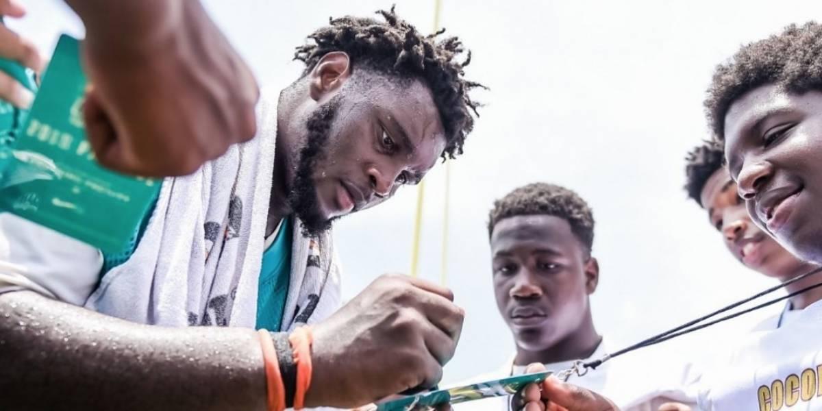 Tragedia en la NFL: Jugador sufrió la amputación de su brazo izquierdo