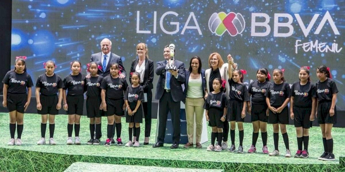 Liga MX Femenil estrena su primer patrocinador