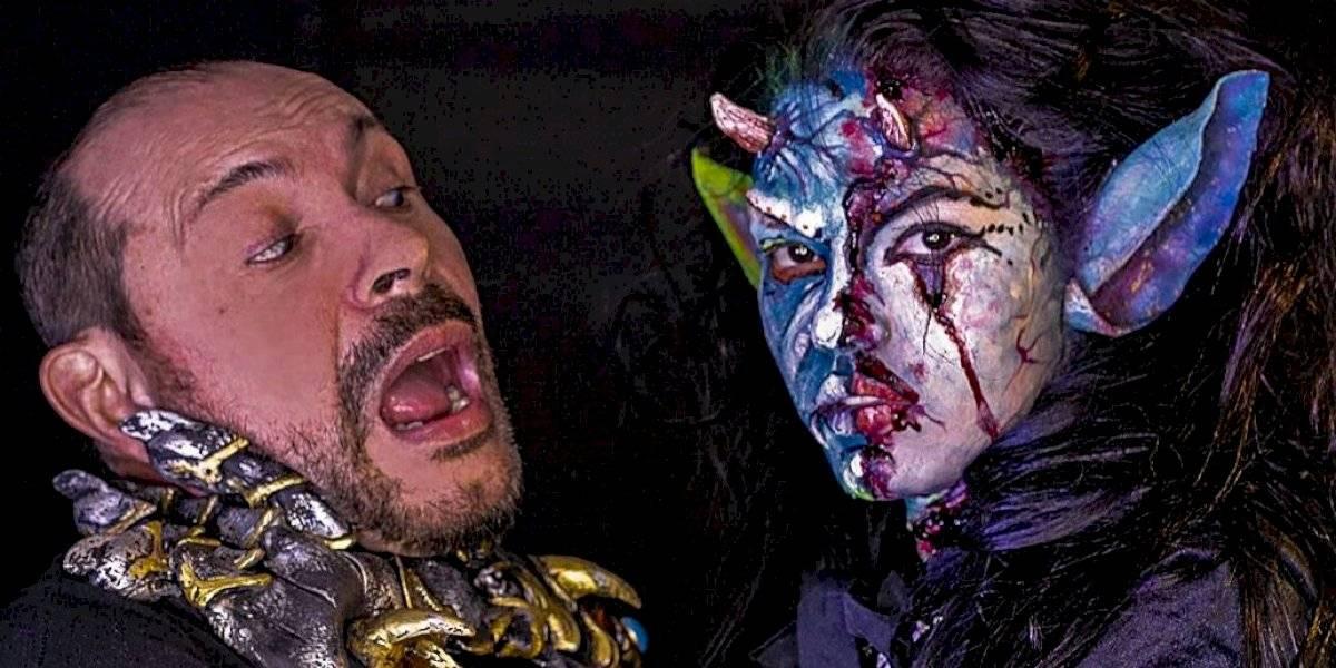 Monster Palooza, la convención del terror llega a Medellín