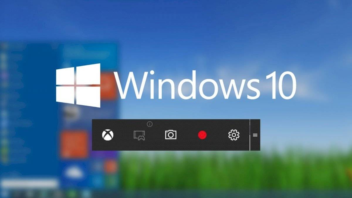 Grabar tu pantalla en Windows 10 es más sencillo de lo que crees