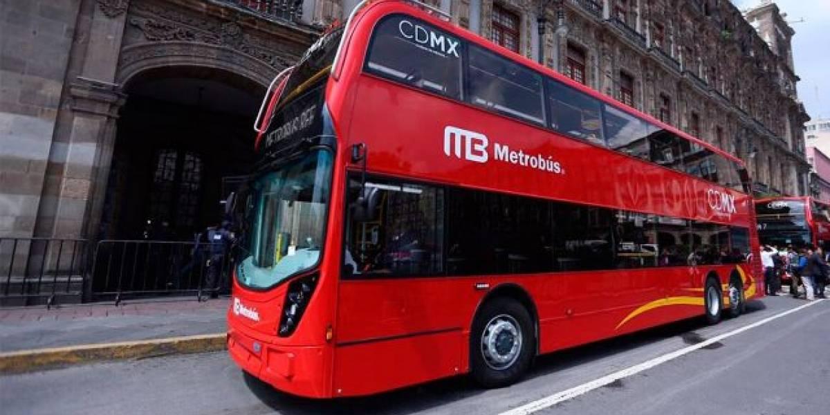 En el Metrobus ya suena el clásico Tururú del Metro de la CDMX