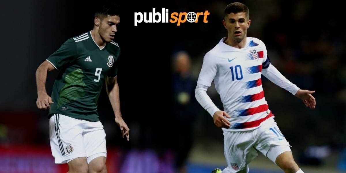 México vs. Estados Unidos, ¿dónde y a qué hora ver la final de Copa Oro?