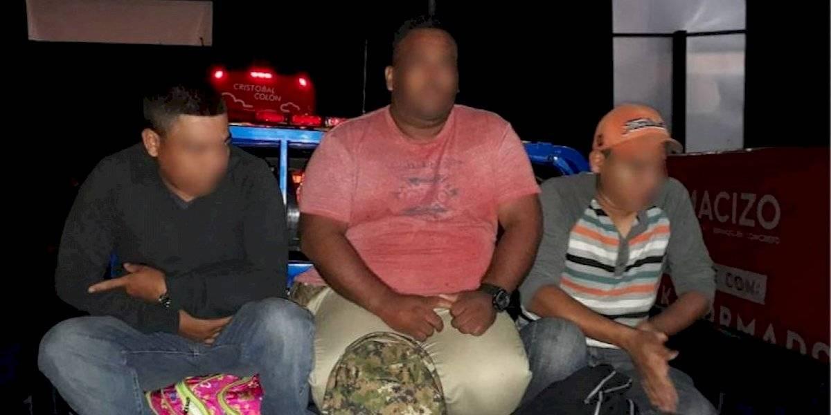 Interceptan a grupo de migrantes hondureños que ingresó al país de forma irregular