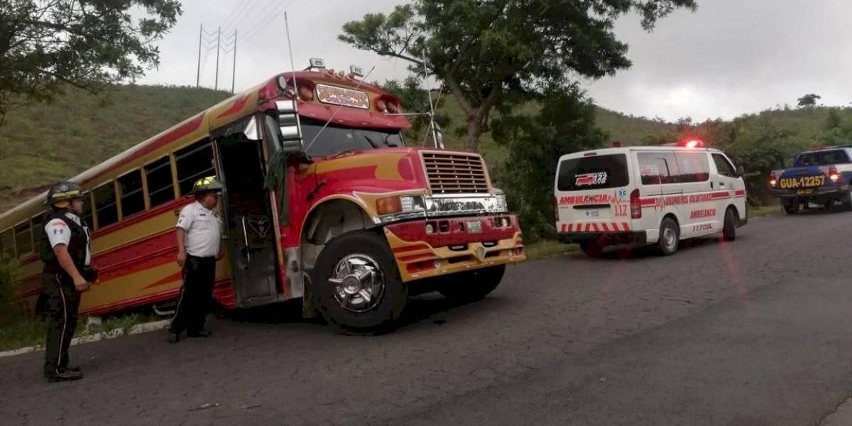Piloto de bus muere en ataque armado en San Pedro Ayampuc