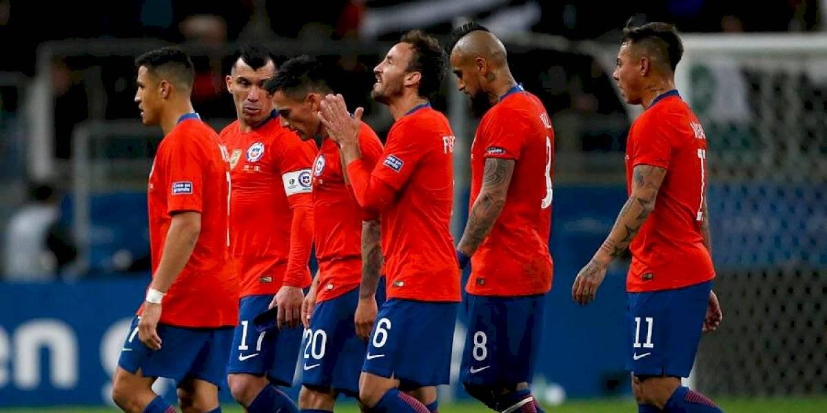El gran contraste en los referentes de la Roja tras la durísima derrota ante Perú en Copa América