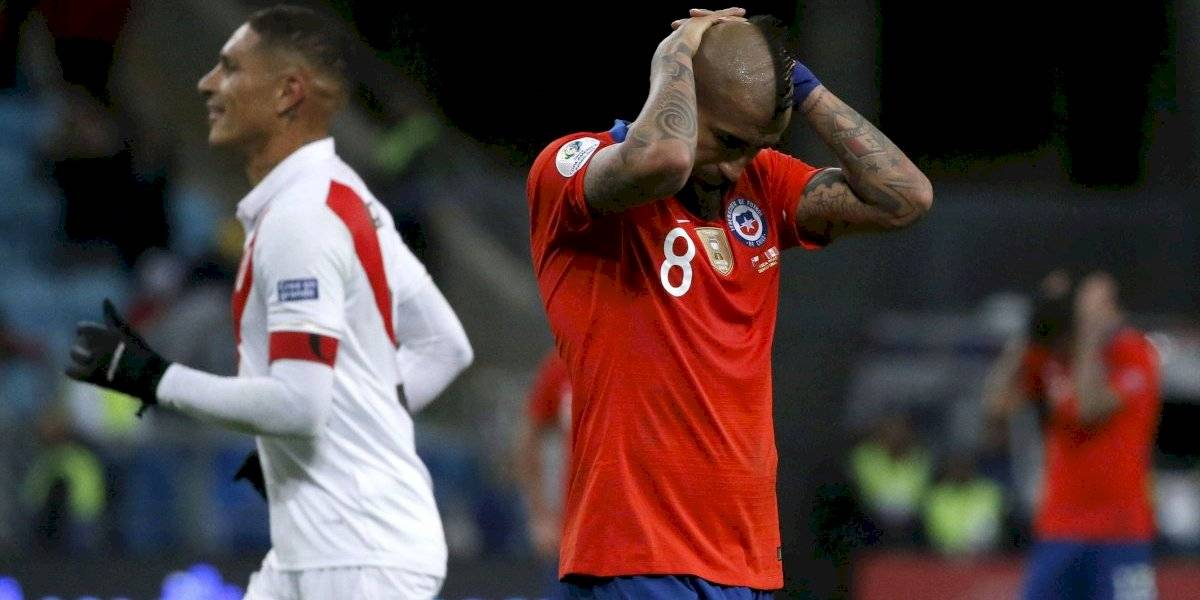"""Desde la sicología le tiran las orejas a Vidal: """"En Chile no nos podemos dar el lujo de perder una opción de éxito e historia"""""""