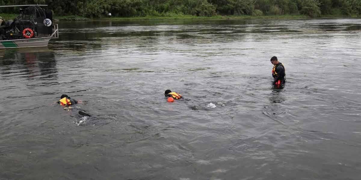 Durante buscas por menina brasileira, corpo de garoto de 4 anos é encontrado em rio entre EUA e México