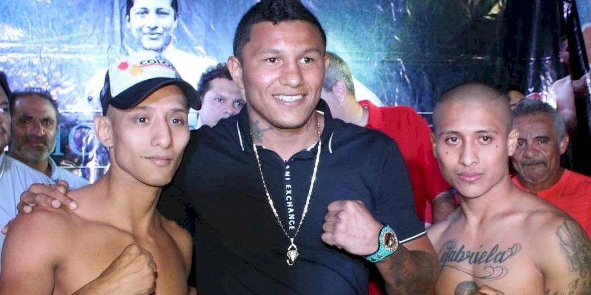 Hallan muerto al boxeador mexicano Iván 'Sonrics' Ramírez