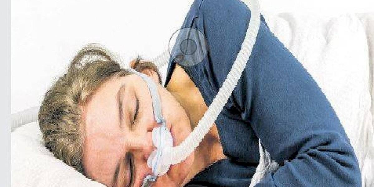 Así es vivir con el trastorno de la apnea del sueño