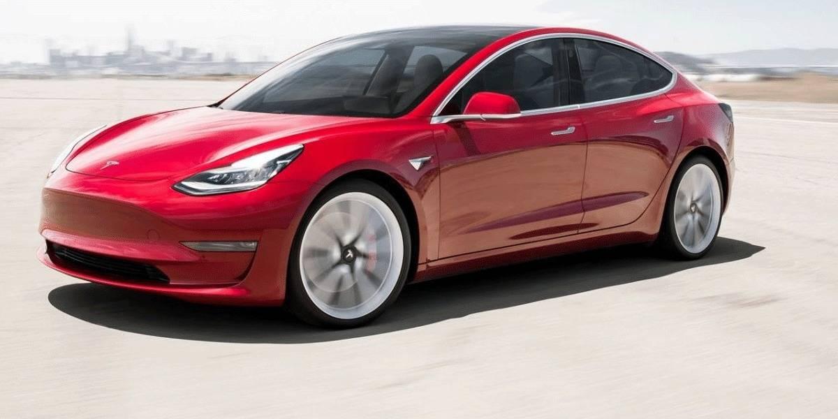 Tesla Model 3 es el coche más seguro, según el Euro NCAP
