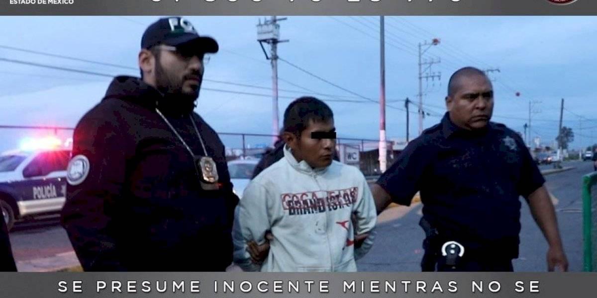 Capturan a violador serial de adolescentes en el Estado de México