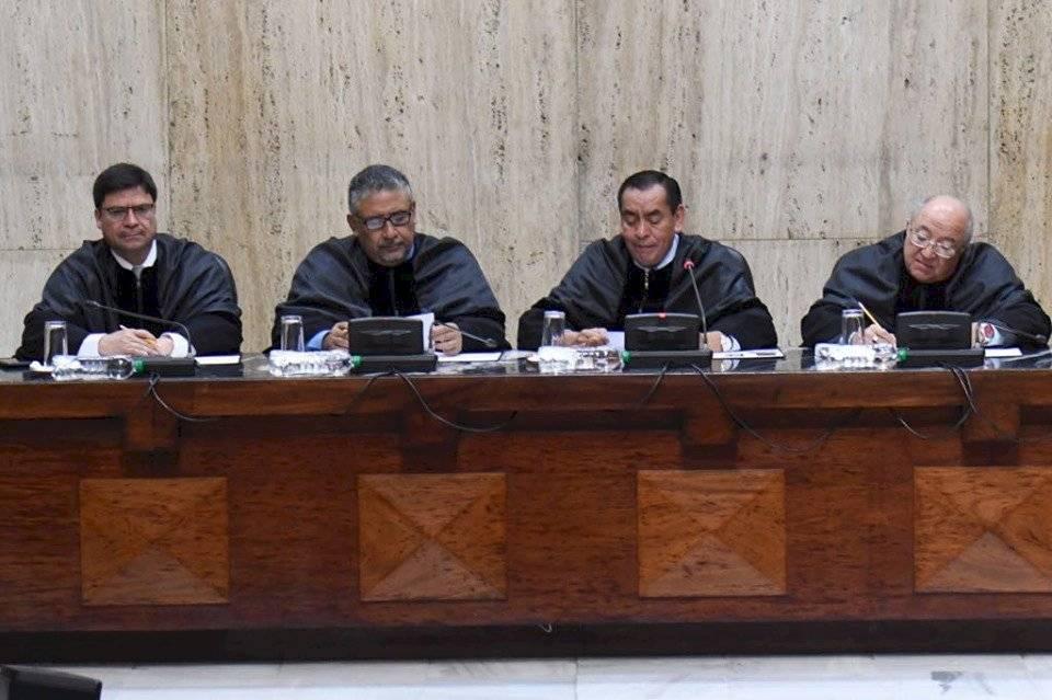 Cámara Penal. Foto: Omar Solís