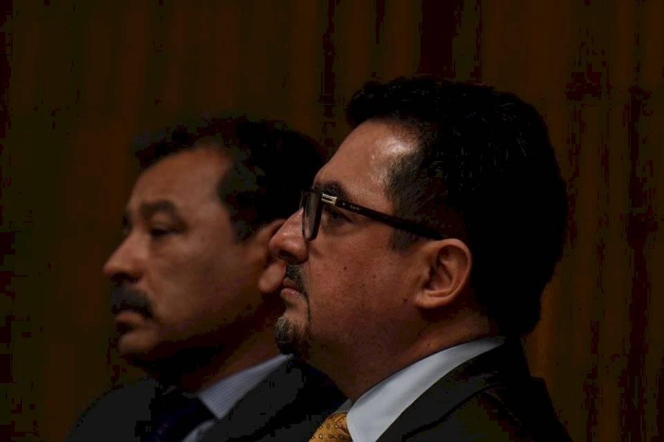 Cámara Penal escucha los recursos de casación de Gudy Rivera y de Vernon González. Foto: Omar Solís