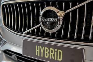 Volvo S90 híbrido