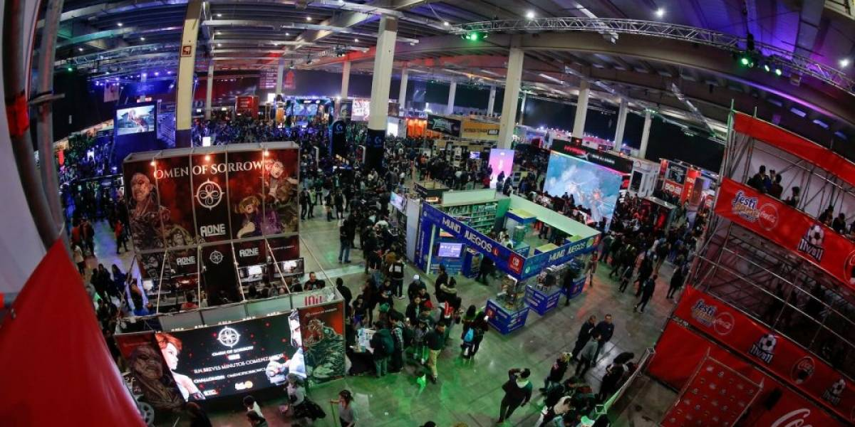 FestiGame 2019: Todo lo que debes saber si quieres ir al evento de videojuegos más importante de Chile