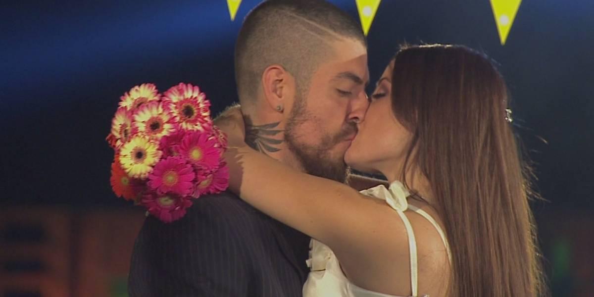 """""""Resistiré"""" obtiene su peak de rating más alto gracias al matrimonio entre Ignacia Michelson y Sargento Rap"""