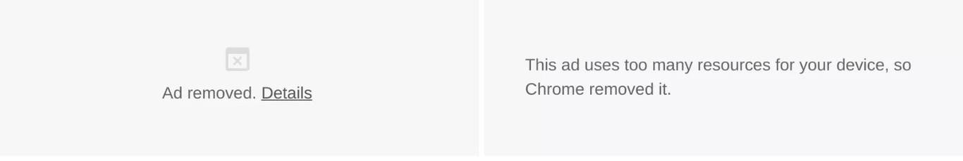 Chrome empezará a bloquear todos los anuncios pesados que consuman muchos recursos