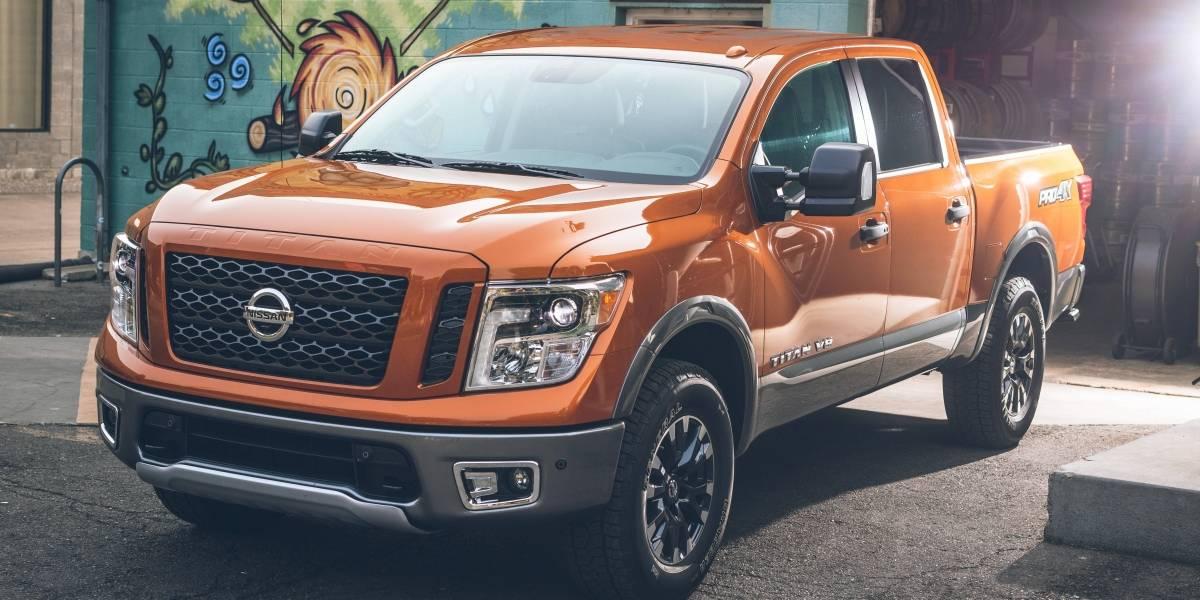 """Reconocen a Nissan Titan como mejor """"Pickup ligera con gran capacidad de carga"""""""