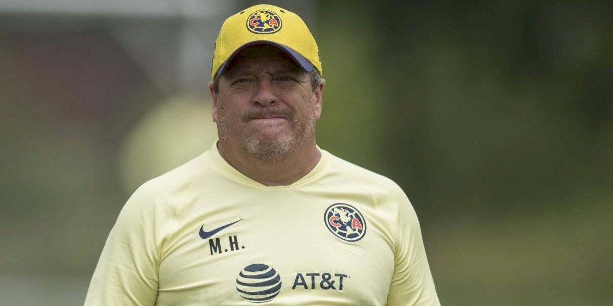 La postura de Miguel Herrera en el fichaje de Giovani dos Santos
