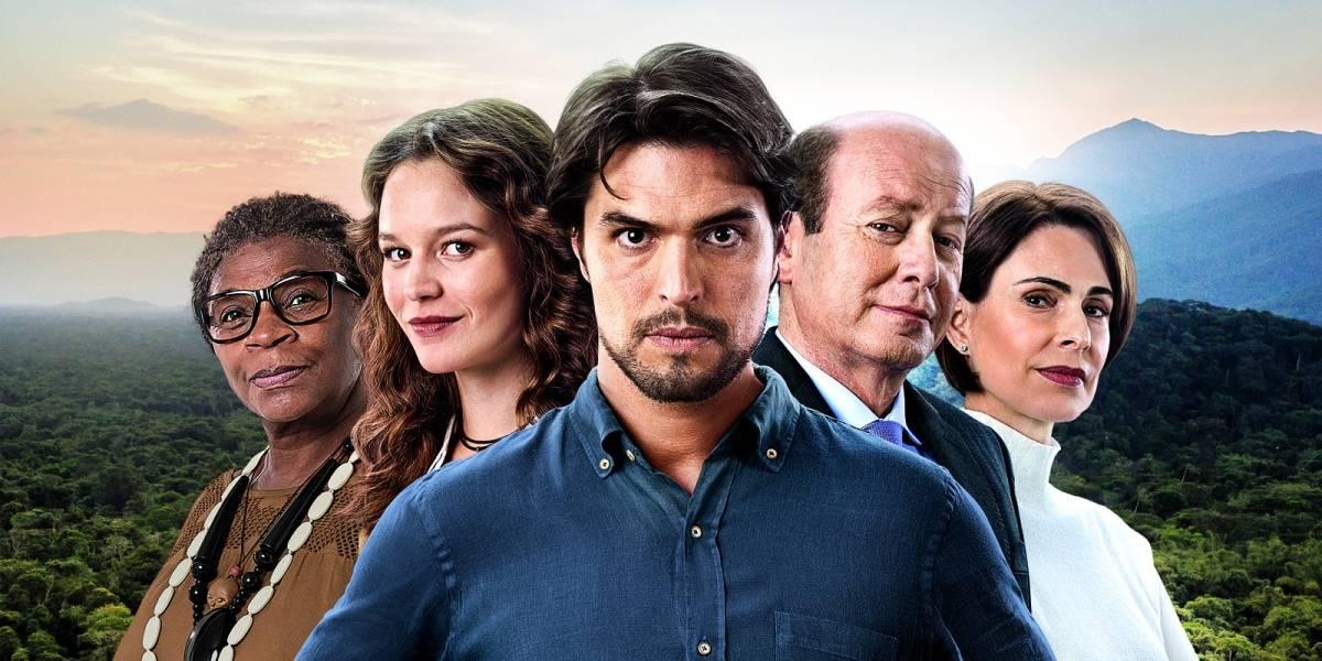 Veja os atores brasileiros que estão no elenco de Ouro Verde, nova novela da Band