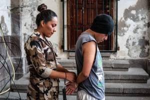 El miedo de una escalofriante aventura en el penal García Moreno