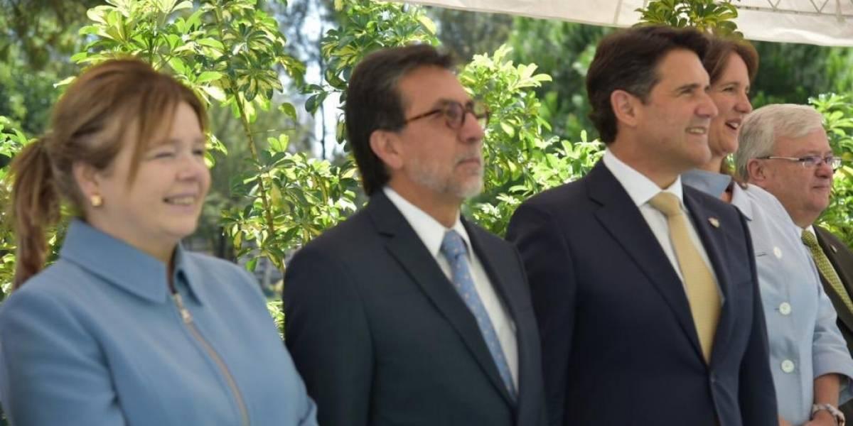 MuniGuate realiza acto en conmemoración de la independencia de EE. UU.