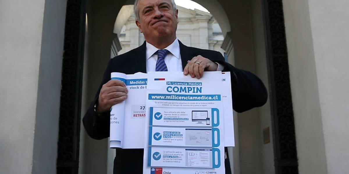 Compin: Gobierno suma compromisos, anuncia medidas y promete soluciones antes de fin de mes