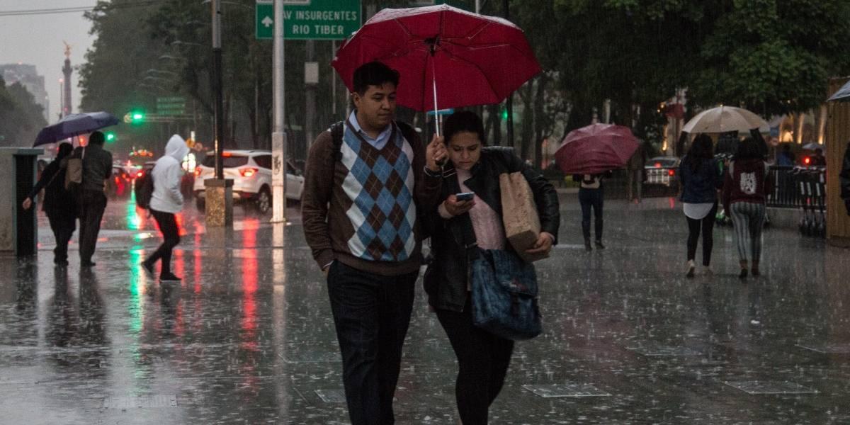 Para este viernes se esperan lluvias en 30 estados del país