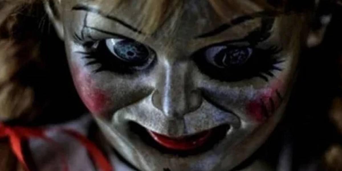 """Hombre falleció en el cine mientras veía la película """"Annabelle 3"""""""