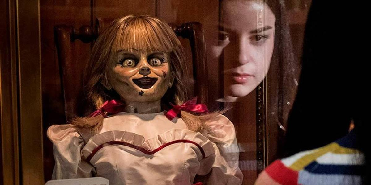 Aseguran que Annabelle, la muñeca real de película de terror, desapareció de vitrina